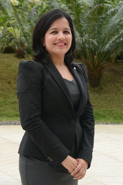 Nikita Gonsalves Director of Sales and Marketing JW Marriott Mumbai Sahar