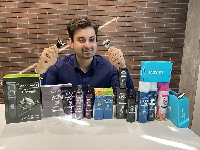 Mr. Sidharth S Oberoi, Founder & CEO LetsShave.com