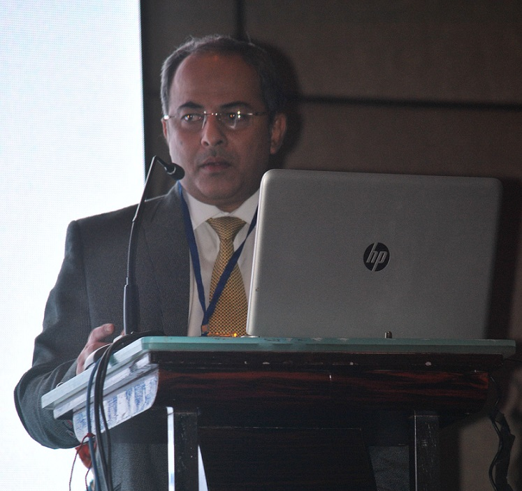 Dr. Narendra Vaidya, Chairman, Lokmanya Hospitals