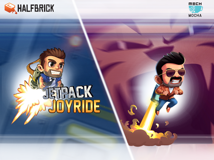 Jetpack Joyride on Indian Streets