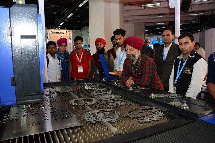 Laser technologies on display at LASER World of PHOTONICS INDIA
