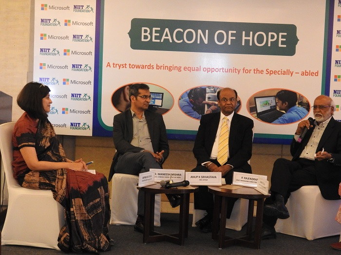 NIIT Foundation Organize ?Beacon of HOPE? - A tryst towards bringing equal opportunity for the specially-abled