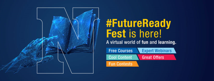 NIIT announces virtual 'FutureReady Fest' – a nationwide initiative to empower students for Jobs of the Future