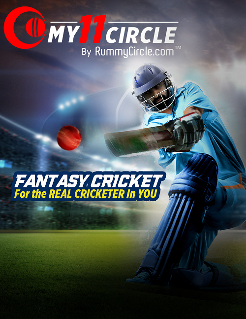 Play Games24x7 Launches My11Circle - a Brand New Fantasy Sports App