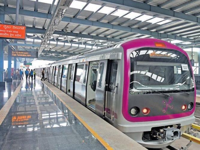 Namma Metro Purple Line