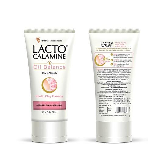 Lacto Calamine Face Wash