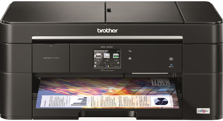 Brother Brings New Inkjet Multi-Function Centres with A3 Print Capability