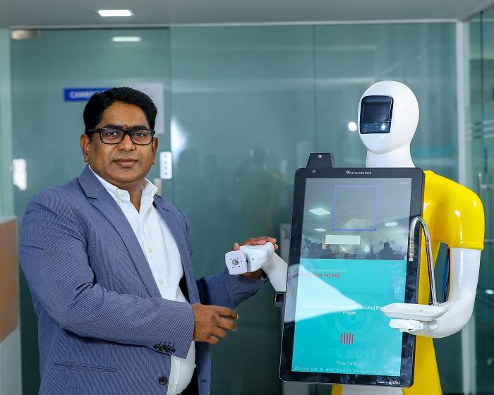 Mr. Rama Raju Singam, Founder, Vistan NextGen