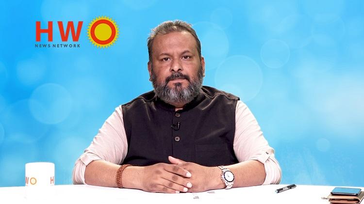 Sujit Nair, HW News Network