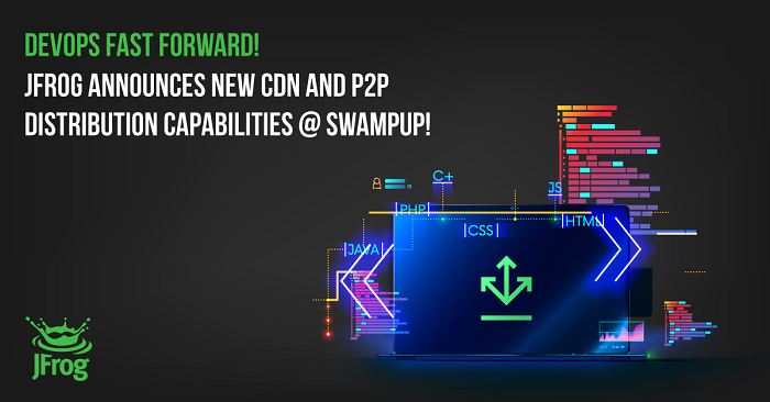 JFrog new products unveiled