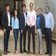 Beginnen Media Team (From L to R): CRO - Johnson Jain; GM Product - Doris Dey; CFO - Dinesh Bhutra; MD - Bharat Kumar Ranga; Director Project and Operations - Mohan Gopinath; CMO - Rachin Khanijo