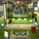 The T20 Pavillion Living room