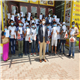 Dhananjay Datar, CMD, Al Adil Trading LLC with Maharashtrian workers