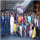 Sheenam Ohrie, VP, Dell Digital and APJ CIO Leader, Dell Technologies and Ritu Gupta, Director Marketing, Consumer and Small Business, India & ANZ, Dell Technologies along with women entrepreneurs attending the DWEN India Chapter Launch