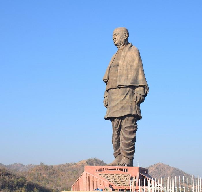 Statue of Unity - Sardar Vallabhbhai Patel, Kevadia, Gujarat