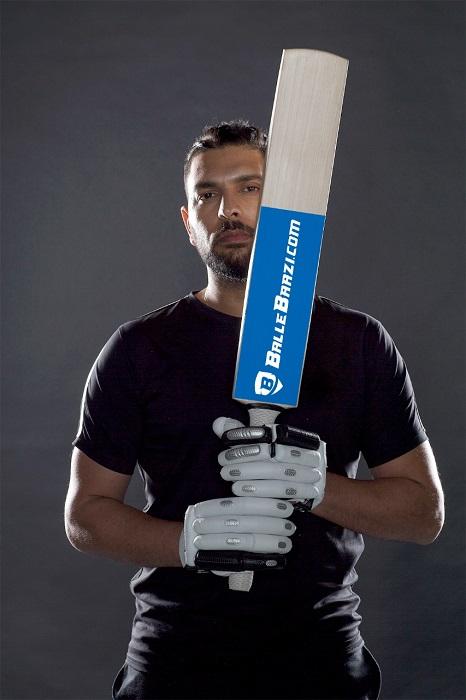 BalleBaazi brand ambassador Yuvraj Singh