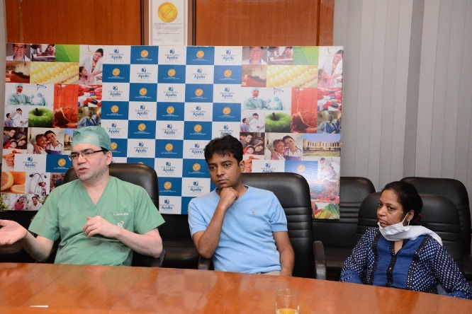 Indraprastha Apollo Hospitals Successfully Performs First Split Liver Transplant in Two Adults